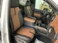 Jet Black/Umber Interior Photo for 2019 Chevrolet Silverado 1500 #131982579