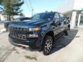 2019 Northsky Blue Metallic Chevrolet Silverado 1500 Custom Z71 Trail Boss Crew Cab 4WD  photo #6