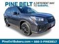 Dark Gray Metallic 2019 Subaru Forester 2.5i Sport