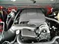 2009 Victory Red Chevrolet Silverado 1500 LT XFE Crew Cab  photo #14