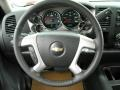 2009 Victory Red Chevrolet Silverado 1500 LT XFE Crew Cab  photo #25