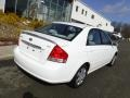 Clear White - Spectra EX Sedan Photo No. 10