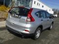 2015 Alabaster Silver Metallic Honda CR-V LX AWD  photo #8