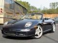 2006 Midnight Blue Metallic Porsche 911 Carrera Cabriolet #132012302