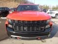 2019 Red Hot Chevrolet Silverado 1500 Custom Z71 Trail Boss Double Cab 4WD  photo #8