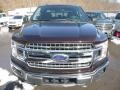2019 Magma Red Ford F150 XLT SuperCab 4x4  photo #4