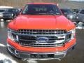 2019 Race Red Ford F150 XLT SuperCab 4x4  photo #4
