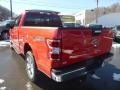 2019 Race Red Ford F150 XLT SuperCab 4x4  photo #6