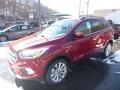 2019 Ruby Red Ford Escape SEL 4WD  photo #2