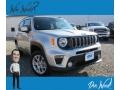 Glacier Metallic 2019 Jeep Renegade Latitude 4x4