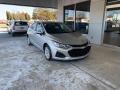 Silver Ice Metallic 2019 Chevrolet Cruze LS Hatchback