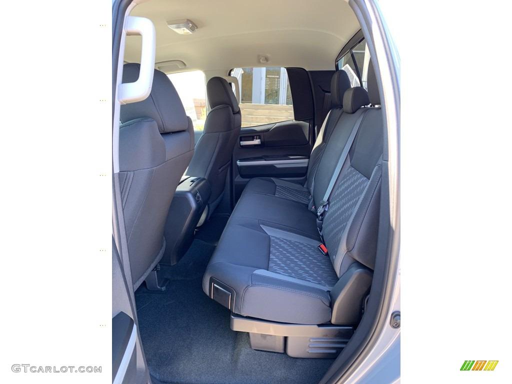 2019 Tundra SR5 Double Cab 4x4 - Cement / Graphite photo #16