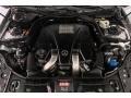 2018 CLS 550 4Matic Coupe 4.7 Liter DI biturbo DOHC 32-Valve VVT V8 Engine