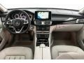 Dashboard of 2018 CLS 550 4Matic Coupe