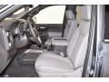 Front Seat of 2019 Sierra 1500 SLT Crew Cab 4WD