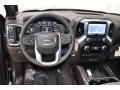 Dashboard of 2019 Sierra 1500 SLT Crew Cab 4WD