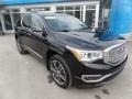 Ebony Twilight Metallic 2018 GMC Acadia Denali AWD