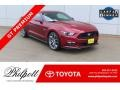 2017 Ruby Red Ford Mustang GT Premium Coupe  photo #1