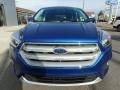 2019 Lightning Blue Ford Escape SE 4WD  photo #2