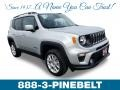 Glacier Metallic 2019 Jeep Renegade Latitude 4x4