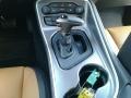 2019 Dodge Challenger Caramel/Black Interior Transmission Photo