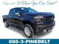 Havana Brown Metallic 2019 Chevrolet Silverado 1500 RST Double Cab 4WD