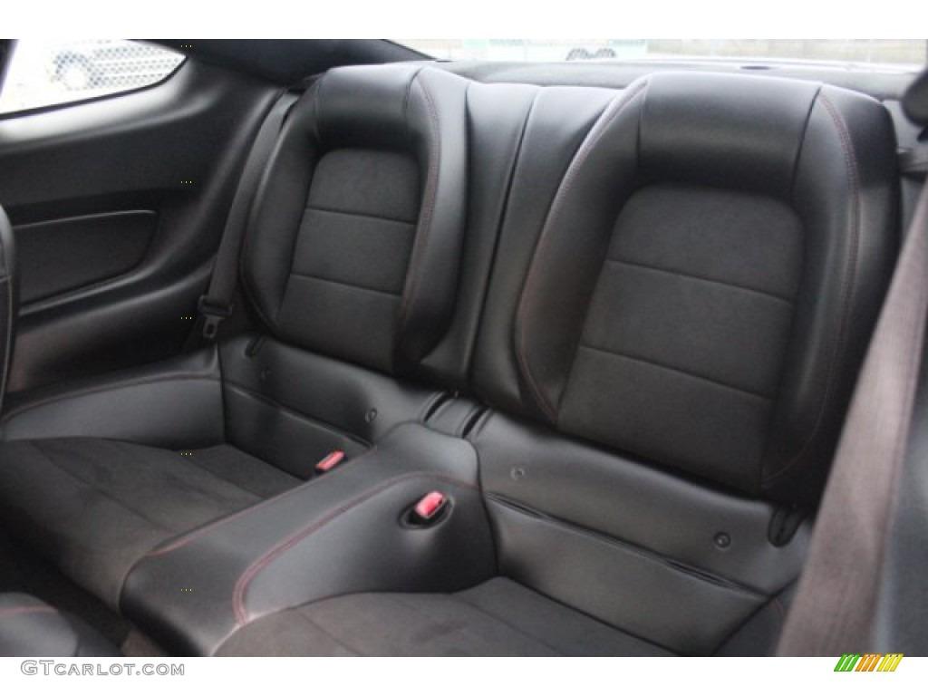 2016 Mustang GT Premium Coupe - Oxford White / California Special Ebony Black/Miko Suede photo #17