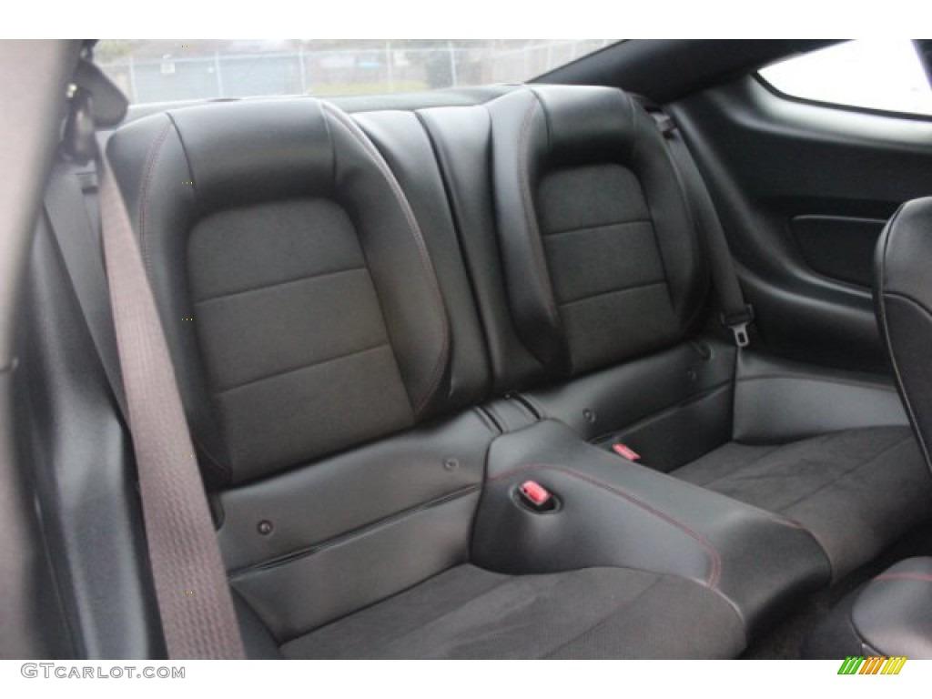 2016 Mustang GT Premium Coupe - Oxford White / California Special Ebony Black/Miko Suede photo #21