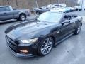 2017 Shadow Black Ford Mustang GT Premium Convertible  photo #6