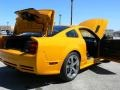 2007 Grabber Orange Ford Mustang Saleen S281 Supercharged Coupe  photo #5