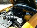 2007 Grabber Orange Ford Mustang Saleen S281 Supercharged Coupe  photo #17