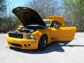 2007 Grabber Orange Ford Mustang Saleen S281 Supercharged Coupe  photo #23