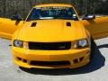 2007 Grabber Orange Ford Mustang Saleen S281 Supercharged Coupe  photo #24