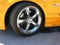 2007 Grabber Orange Ford Mustang Saleen S281 Supercharged Coupe  photo #27