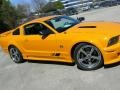 2007 Grabber Orange Ford Mustang Saleen S281 Supercharged Coupe  photo #50