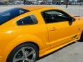 2007 Grabber Orange Ford Mustang Saleen S281 Supercharged Coupe  photo #52