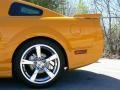 2007 Grabber Orange Ford Mustang Saleen S281 Supercharged Coupe  photo #56