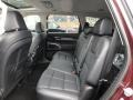 Rear Seat of 2020 Telluride EX AWD
