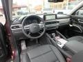 2020 Telluride EX AWD Black Interior