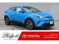 Blue Flame 2019 Toyota C-HR Limited