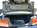 2007 Ford Mustang Dark Charcoal Interior Trunk Photo