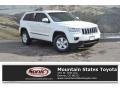 2012 Stone White Jeep Grand Cherokee Laredo 4x4 #132188386