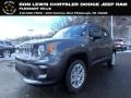 Granite Crystal Metallic 2019 Jeep Renegade Sport 4x4