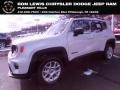Alpine White 2019 Jeep Renegade Sport 4x4