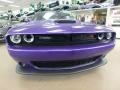 2019 Plum Crazy Pearl Dodge Challenger R/T Scat Pack  photo #8