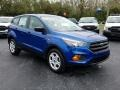 2019 Lightning Blue Ford Escape S  photo #7