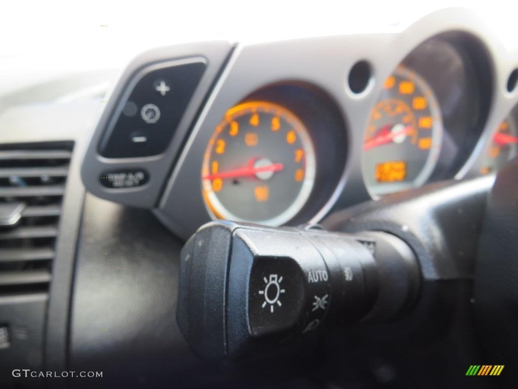 2007 Murano SE AWD - Super Black / Charcoal photo #23