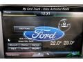 2014 White Platinum Ford Escape Titanium 2.0L EcoBoost  photo #15