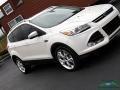 2014 White Platinum Ford Escape Titanium 2.0L EcoBoost  photo #29