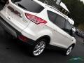 2014 White Platinum Ford Escape Titanium 2.0L EcoBoost  photo #30